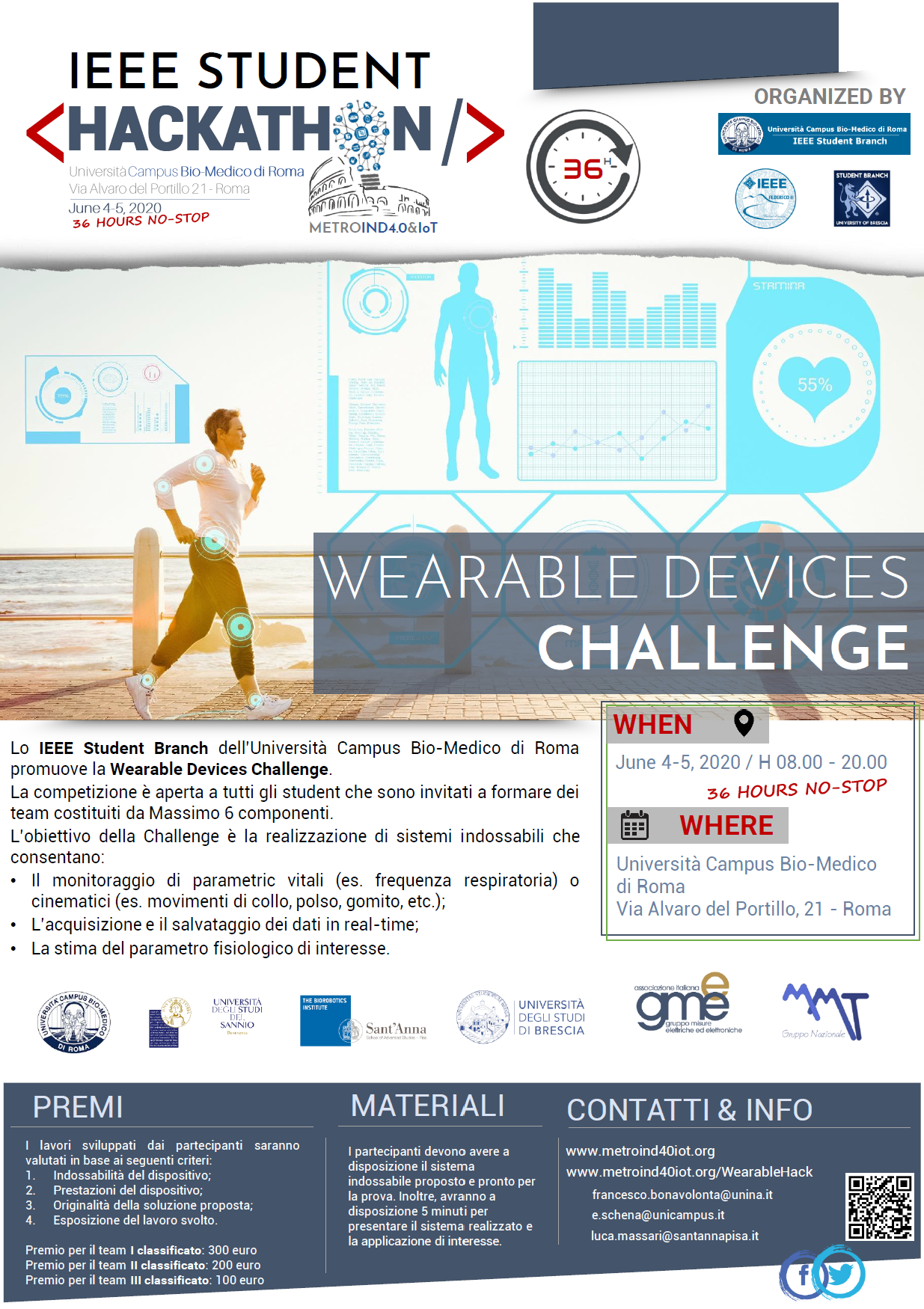 Wearable Devices Challenge
